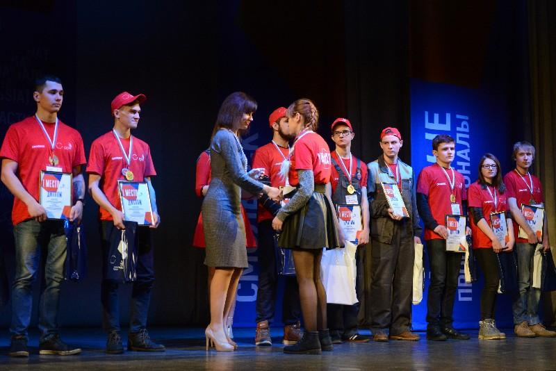 В Смоленске подвели итоги III Открытого Регионального чемпионата «Молодые профессионалы» (WorldSkills Russia)