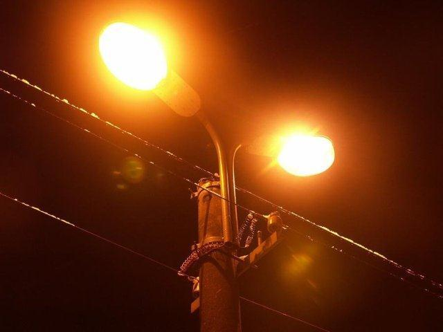 В Смоленске реконструируют сеть уличного освещения
