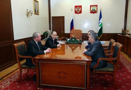 Руководитель Пограничного управления ФСБ России по Смоленской области перевелся в Кабардино-Балкарию