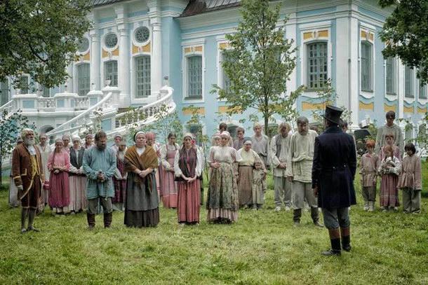 На экраны вышел сериал, снятый в Смоленской области