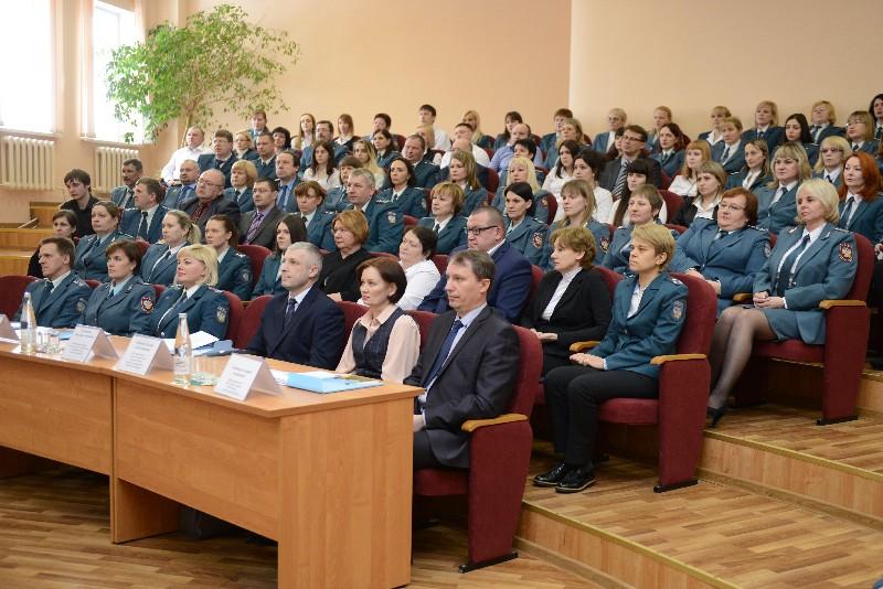 В Смоленске подвели итоги работы налоговых органов