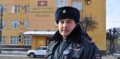 В Смоленске инспектор ГИБДД раскрыл тяжкое преступление