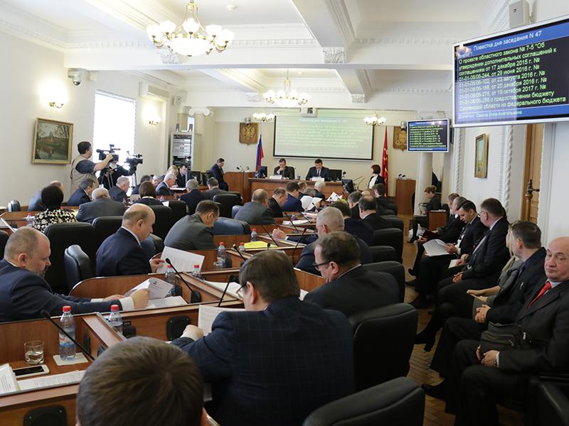 В Смоленской области приняли закон о «Детях войны»