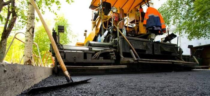 На ремонт дорог в Смоленске в 2017 году потратили почти миллиард рублей