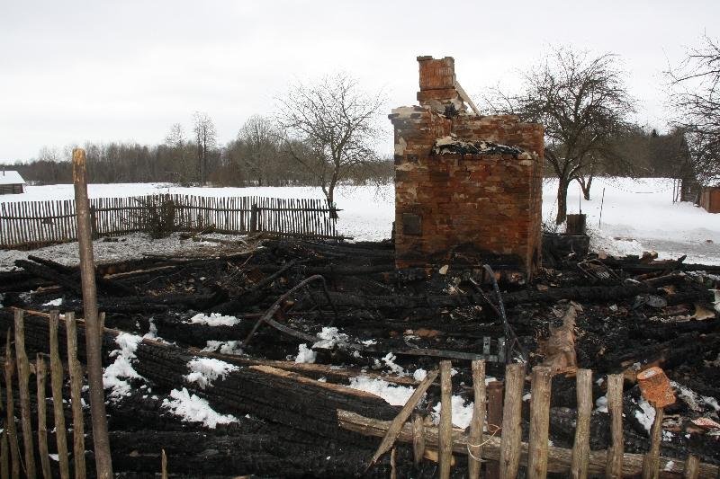 В Смоленской области задержали пенсионера, зарубившего собутыльника