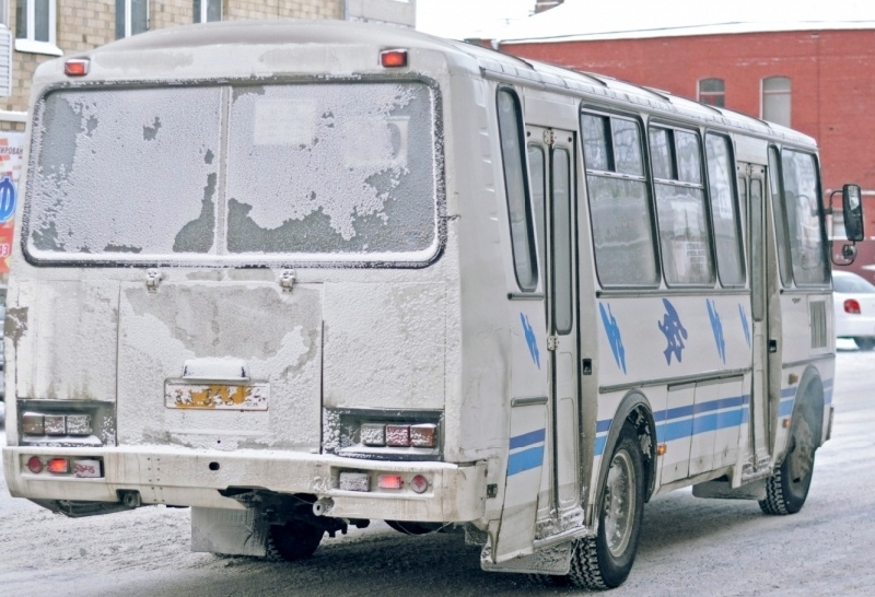 В Смоленской области из-за ухудшения погоды отменили пригородные автобусы
