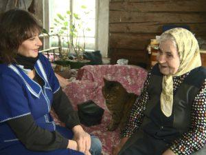 «Последний житель». 88-летняя смолянка живет одна в деревне Дуброво