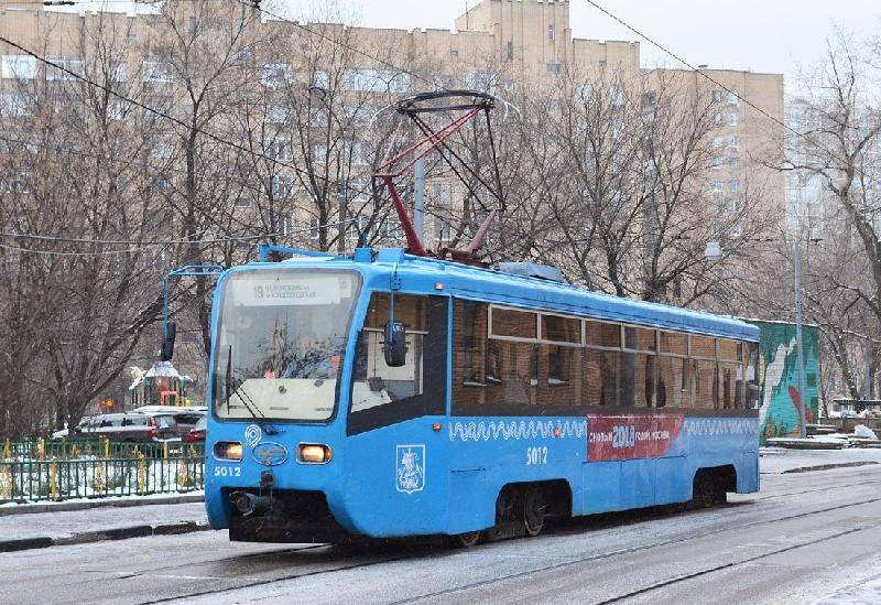 Стало известно, когда московские трамваи привезут в Смоленск