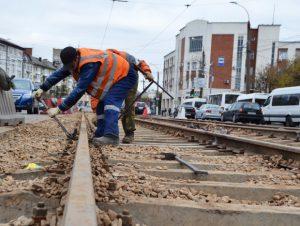 Где в Смоленске в 2018-м планируют отремонтировать трамвайные пути