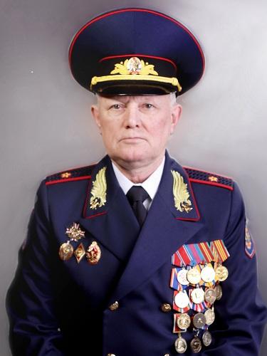Смолянин награжден медалью ордена «За заслуги перед Отечеством»
