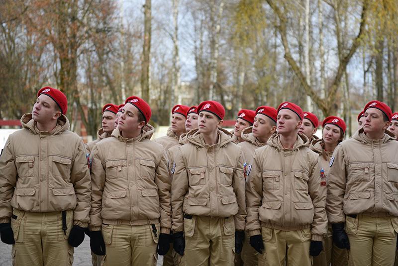 Юнармейцы из Смоленской области станут участниками I-го Всероссийского молодежного патриотического форума «Я – Юнармия!»