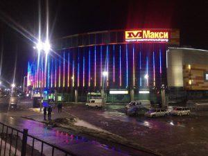 В Смоленске эвакуировали посетителей торгового центра из-за странного предмета