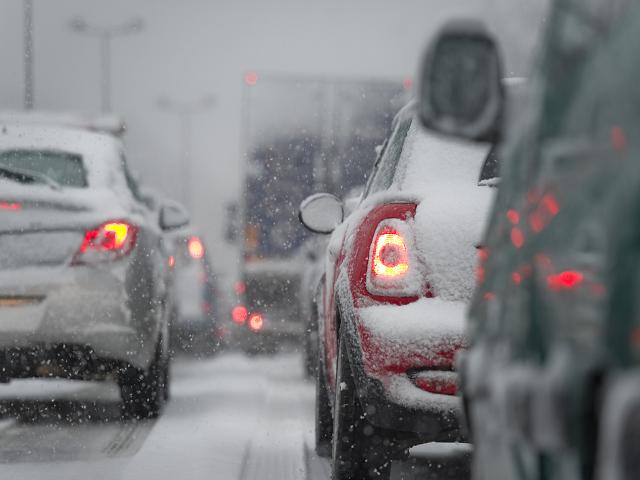 ГИБДД предупреждает смоленских водителей об ухудшении погодных условий