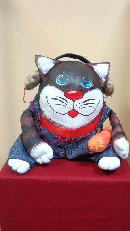 «Кто сказал «Мяу». Смолян приглашают на выставку, приуроченную к Международному дню кошек