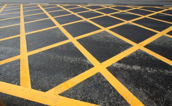 На смоленских дорогах появится желтая и синяя разметка