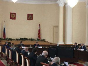 Губернатор доложил вице-премьеру о благоприятных условиях для ведения бизнеса в Смоленской области