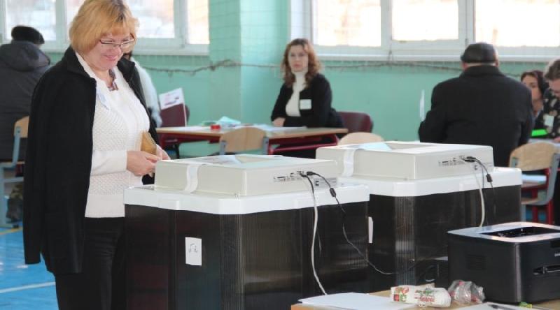 В Смоленской области на 18:00 явка избирателей составила более 55%