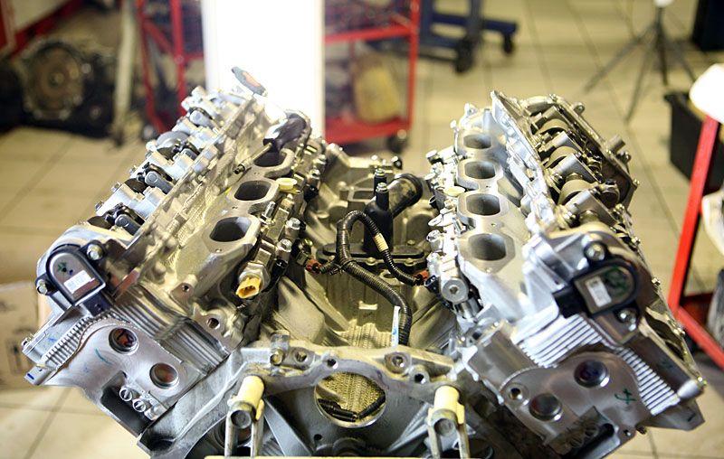 Двигатель, похищенный с автомобиля в Смоленской области, нашли в Республике Дагестан