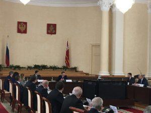 Дмитрий Козак поблагодарил губернатора Смоленской области