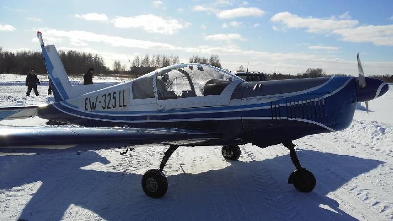 «Самолет вне закона»: смолянину грозит штраф за незаконный полет