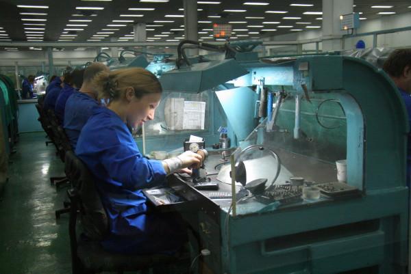 Смоленский «Кристалл» празднует 55-летие