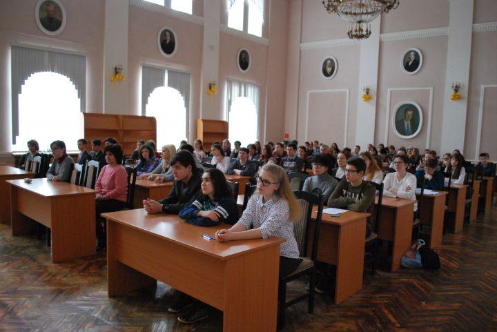 В Смоленске прошел региональный этап Всероссийской олимпиады по школьному краеведению