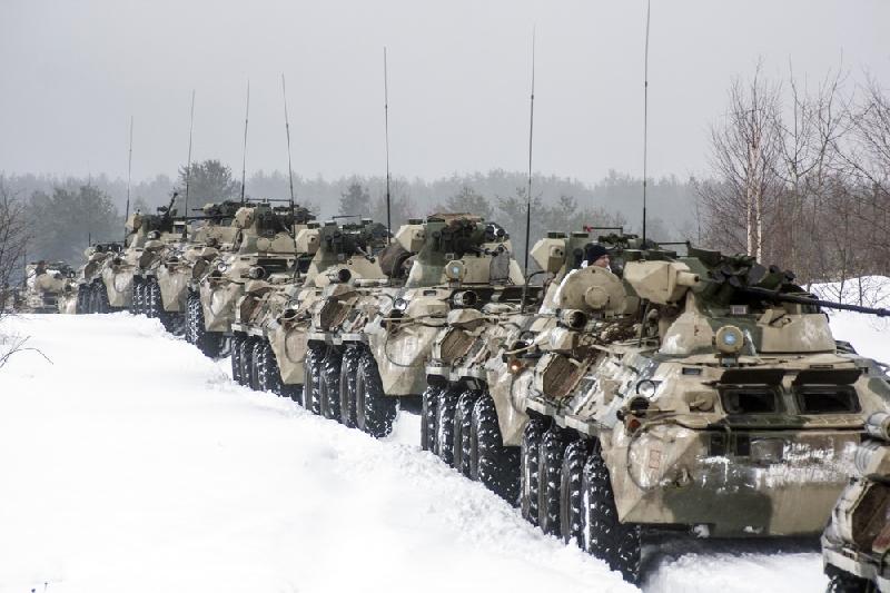 Войска в Смоленской области подняты по тревоге