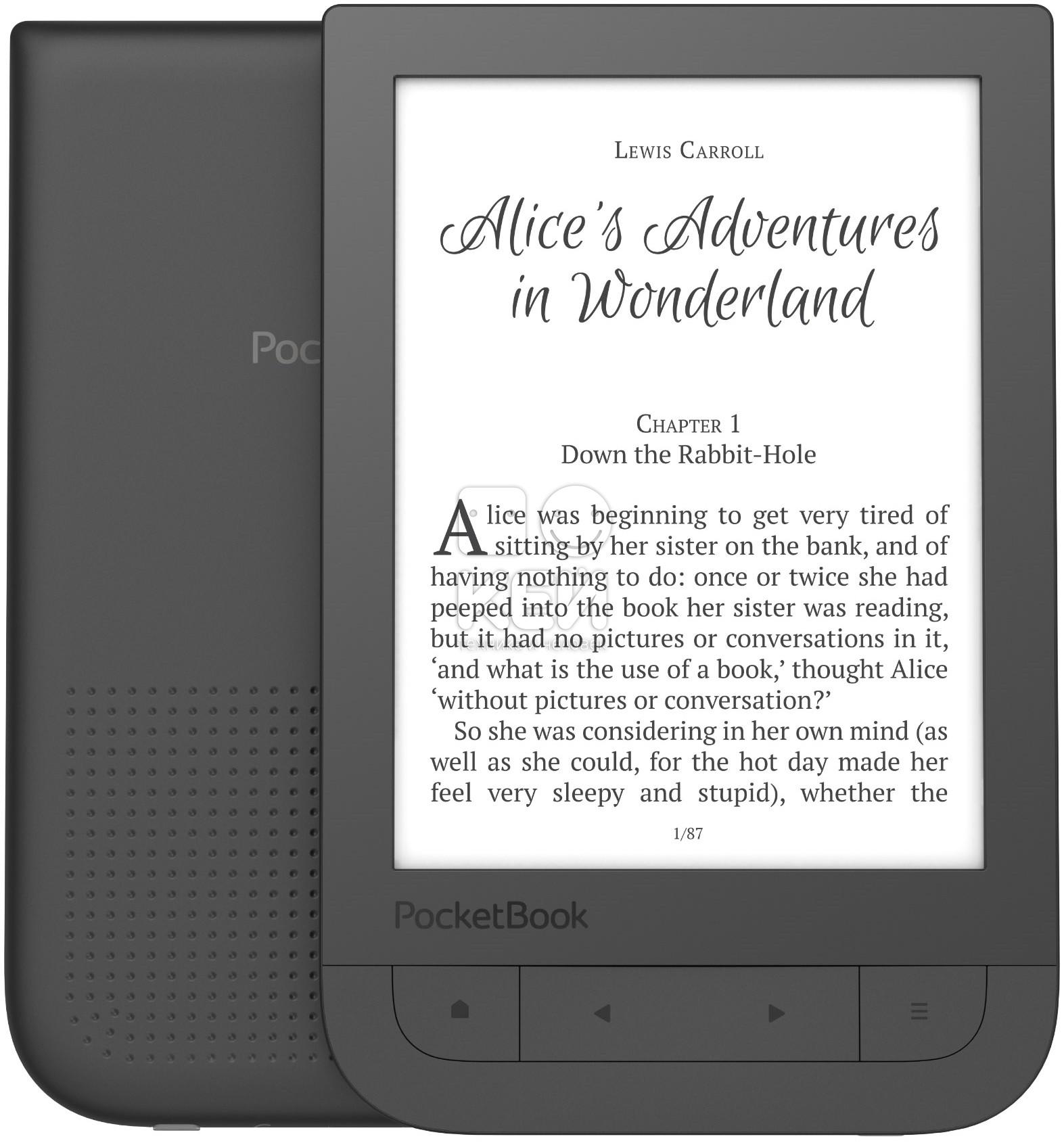 PocketBook: преимущества и недостатки