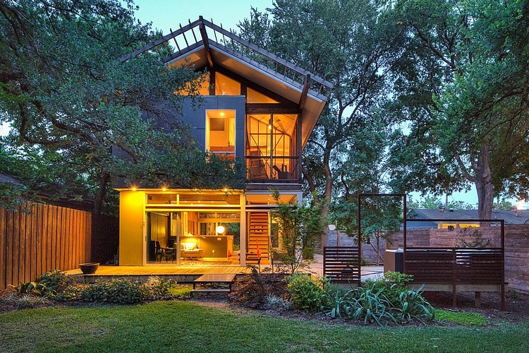 Загородный домик