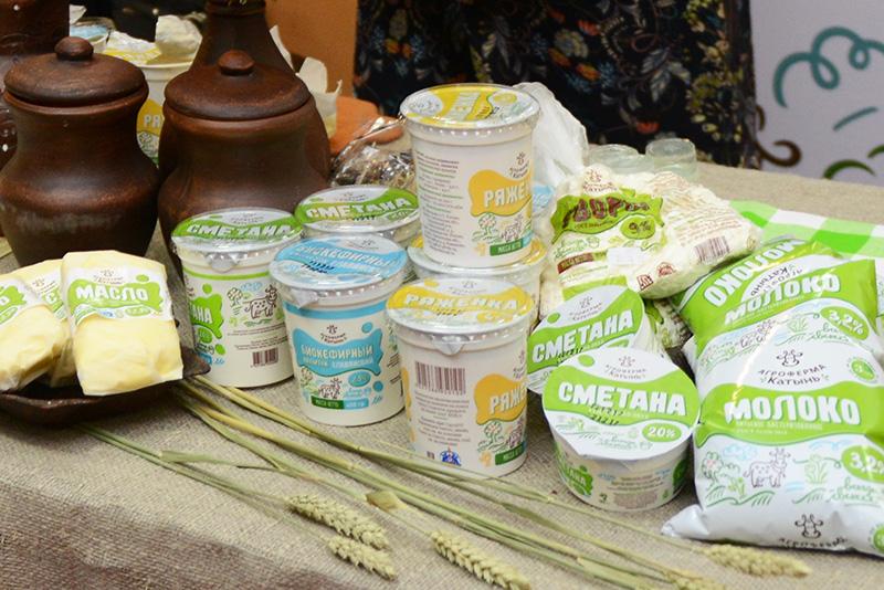 Смоленские молочные продукты теперь можно приобрести в федеральной продуктовой сети «Перекресток»