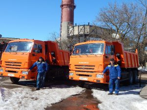 В Смоленске появится новая техника для перевозки труб