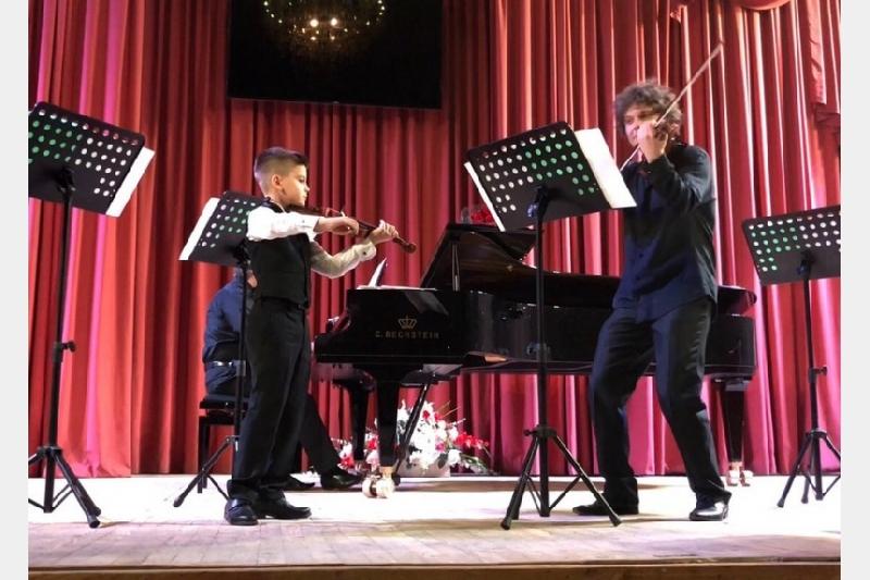 В Смоленске прошел благотворительный концерт
