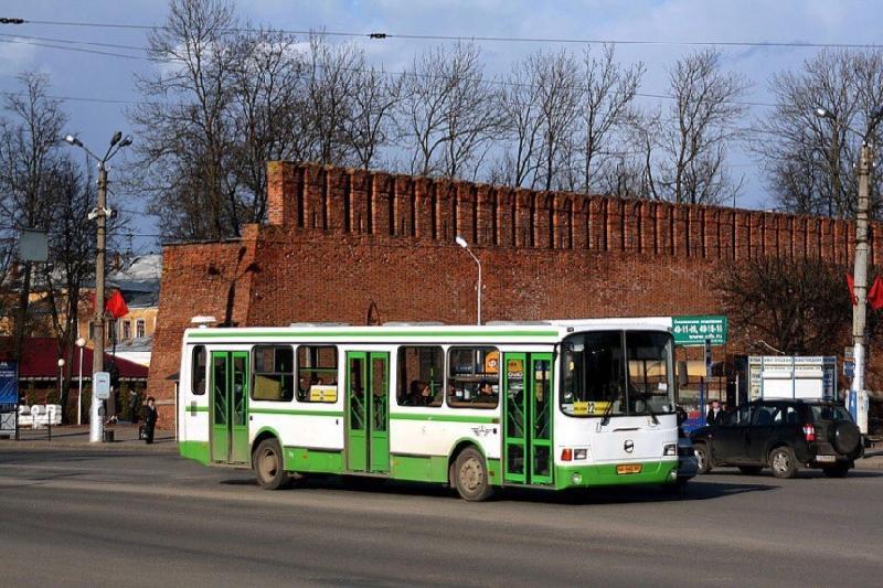 В Смоленске изменится расписание движения городских автобусов