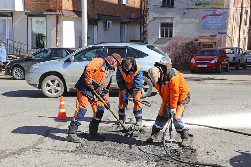 Какие улицы в Смоленске ждет ремонт