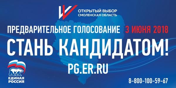 В Смоленской области начинает работу «Школа кандидата»