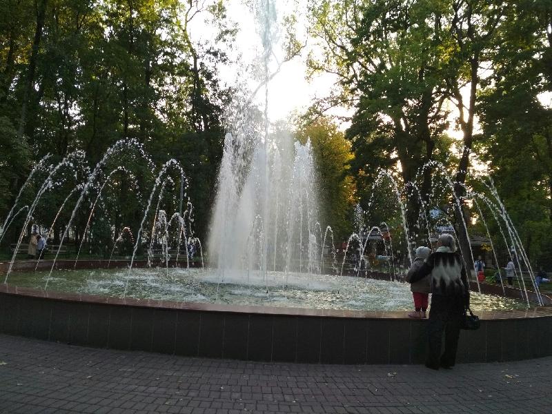 Когда в Смоленске заработают фонтаны