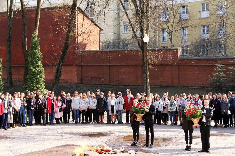 В Смоленске проходит заключительный этап Всероссийской олимпиады школьников по искусству