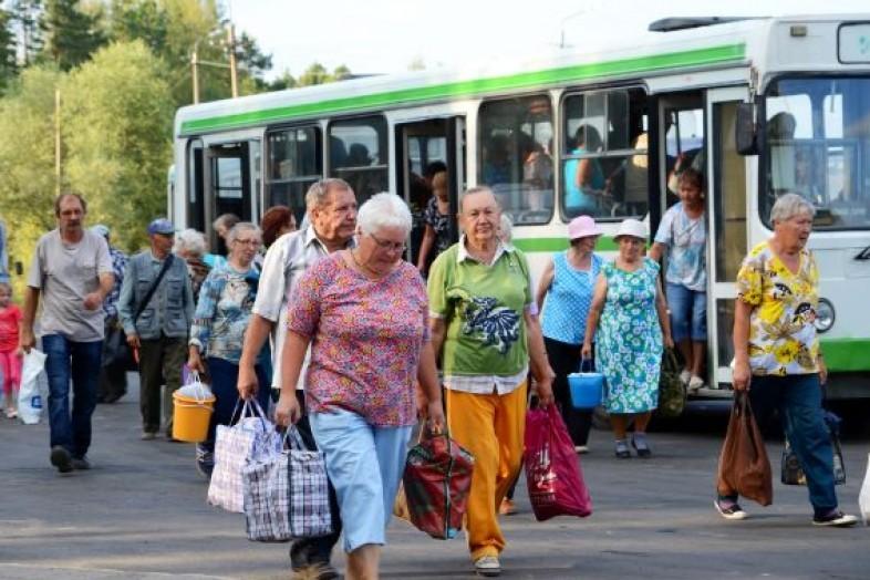 В Смоленске откроются дачные автобусные маршруты