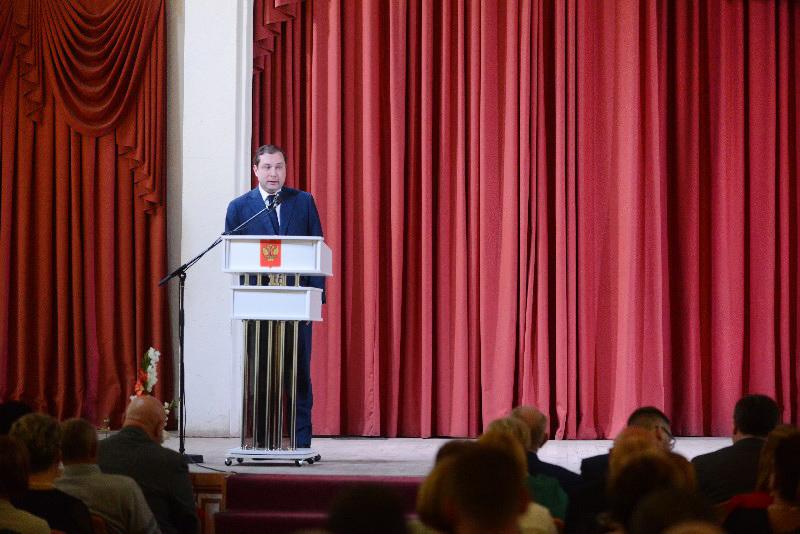 В Смоленской области наградили лучших муниципальных служащих