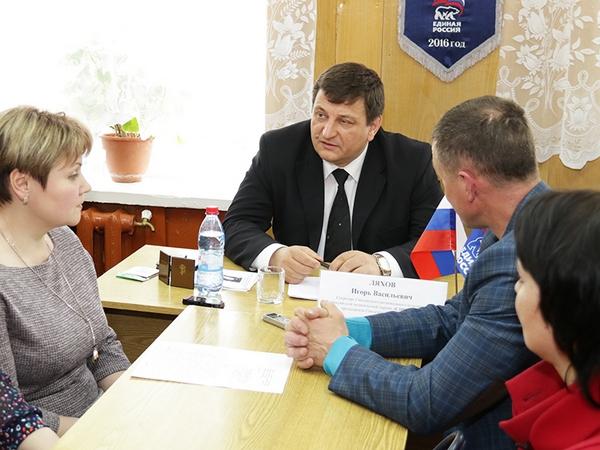 Игорь Ляхов: Наша задача – помогать людям