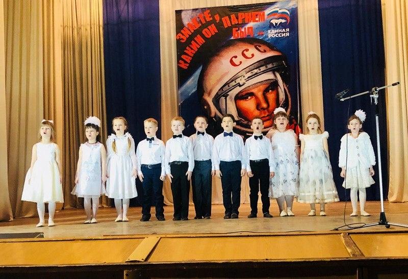 Жители Смоленского района показали «космические» таланты