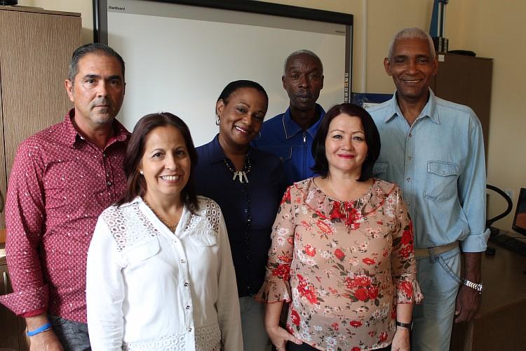 Жители Гаваны приехали учиться в Ярцево