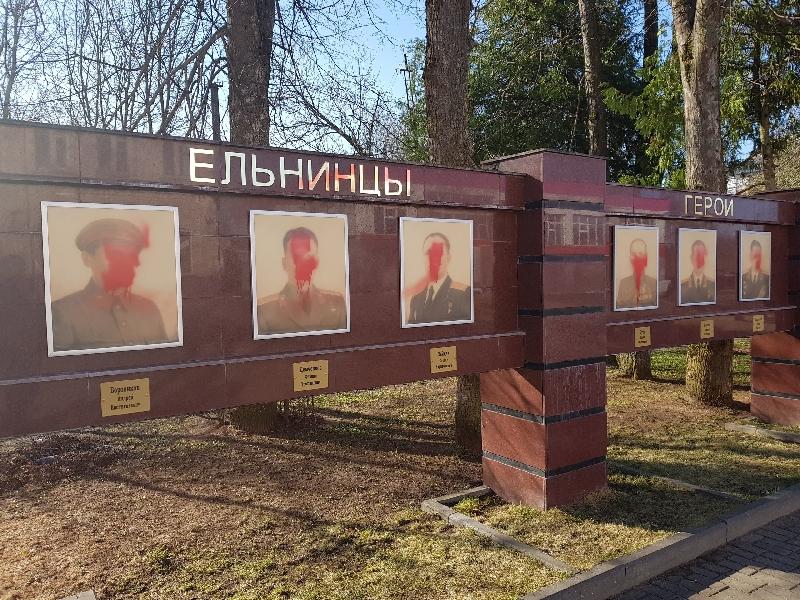 После акта вандализма в райцентре Смоленской области установят видеокамеры