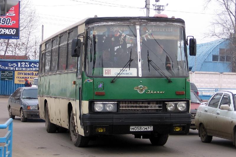 Смоляне смогут доехать до Тулы на автобусе