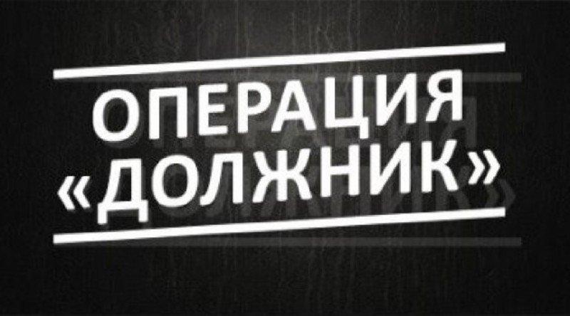 В Смоленске полицейские ловили должников