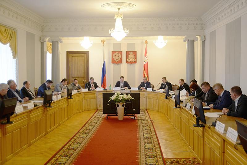 В администрации Смоленской области прошло заседание комиссии по инвестиционной политике