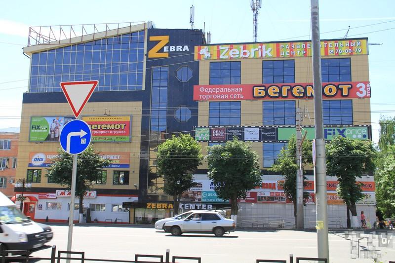 Администрация Смоленска намерена добиться приостановки деятельности ТРЦ «Зебра»