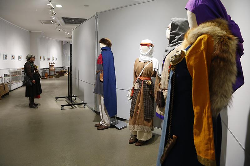 В Смоленске открылась выставка исторической реконструкции IX–XI вв. «Из глубины столетий…