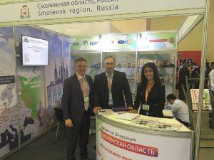 Смоленские товаропроизводители приняли участие в международной выставке продовольствия «WorldFood Uzbekistan 2018»