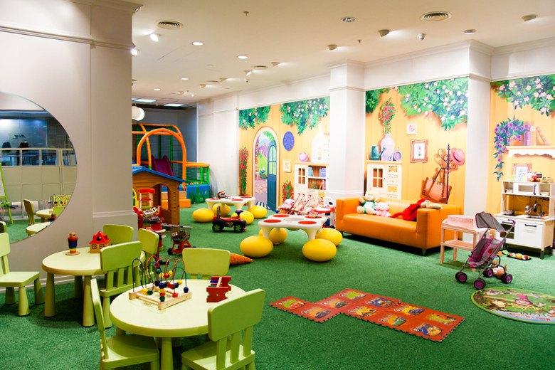 В смоленских ТЦ проверят расположение детских игровых комнат